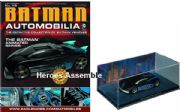 DC Batman Automobilia Collection #18 Batman Animated Series Batmobile Eaglemoss
